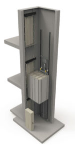 Platform Lifts with Conventional Lift Cabin VB400
